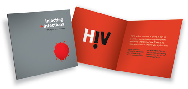 Injecting and Infections booklet