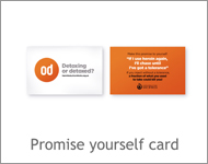 Promise yourself card